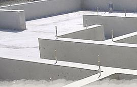 ダブル配筋高耐震ベタ基礎・基礎断熱
