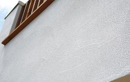外壁遮熱塗り壁材(セレクトリフレックス)