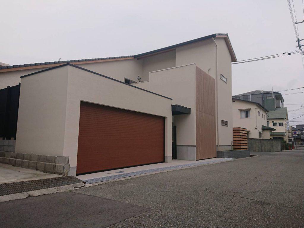 大阪の建築士が手掛けたお家
